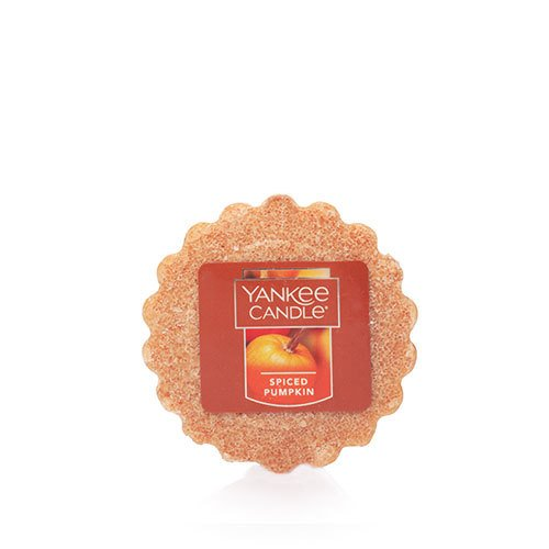 Yankee Candle Spiced Pumpkin Tarts Wax Potpourri Thumbnail