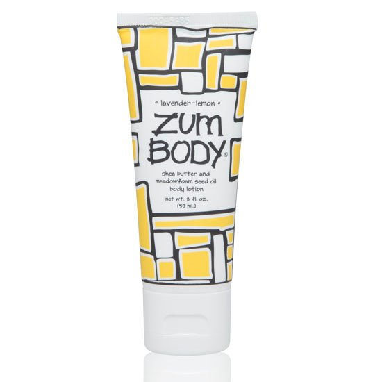 Zum Body Lavender-Lemon Lotion Tube (2 oz) Thumbnail